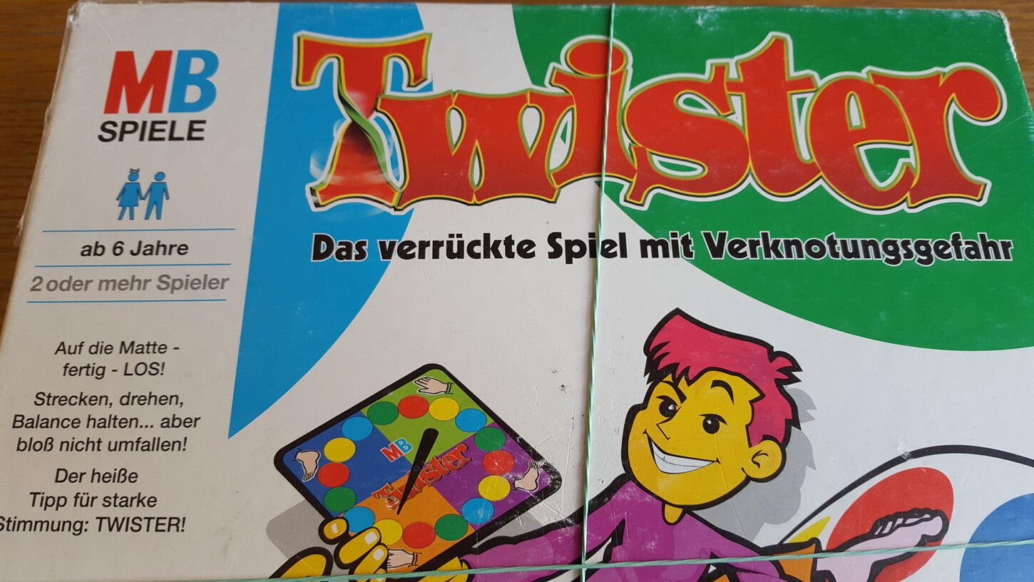 Twister (Freitag, 07. April 2017 - Physisch)