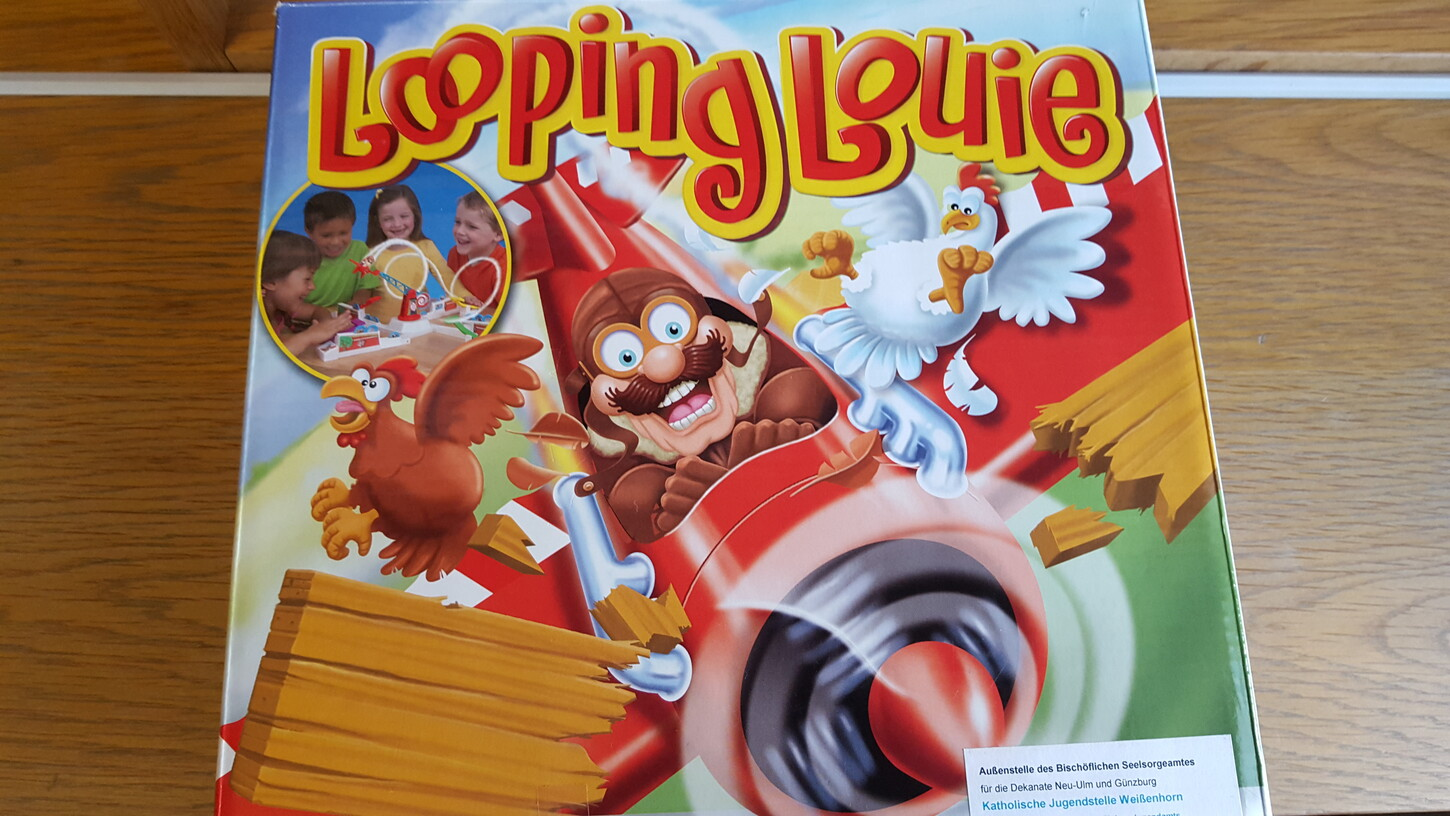 Looping Louie (Freitag, 07. April 2017 - Physisch)