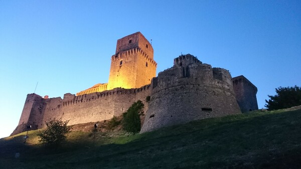 Rocca Assisi 2019