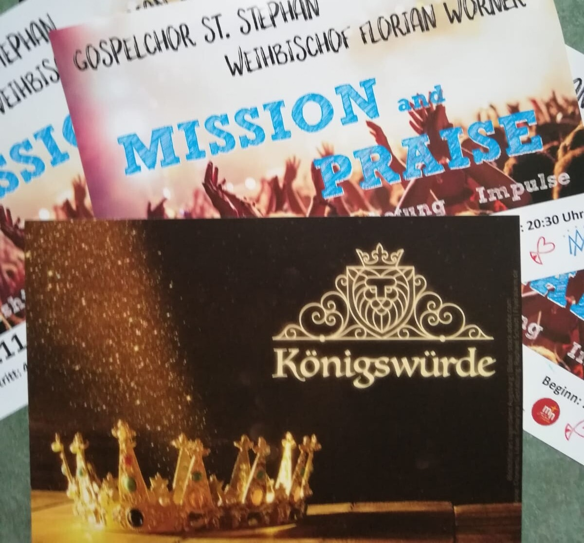 MISSION and PRAISE in Mindelheim (Freitag, 29. November 2019)