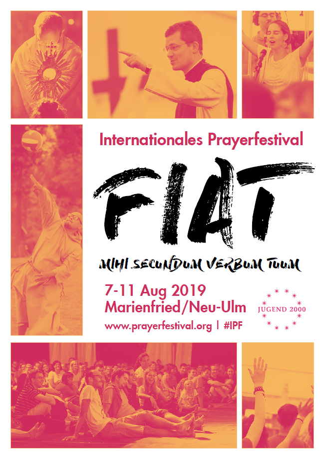 Internationales Prayerfestival 2020 (Mittwoch, 12. August 2020)